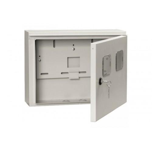 Щит учетно-распределительный навесной ЩУРн-1х2 IP54 ЩУ-2 1 дверь