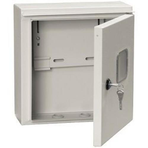 Щит учетно-распределительный навесной ЩУРн-1 IP54 ЩУ-1 1 дверь