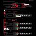 Пульт для светодиодной ленты RGB и управления светом RF R-6RGB